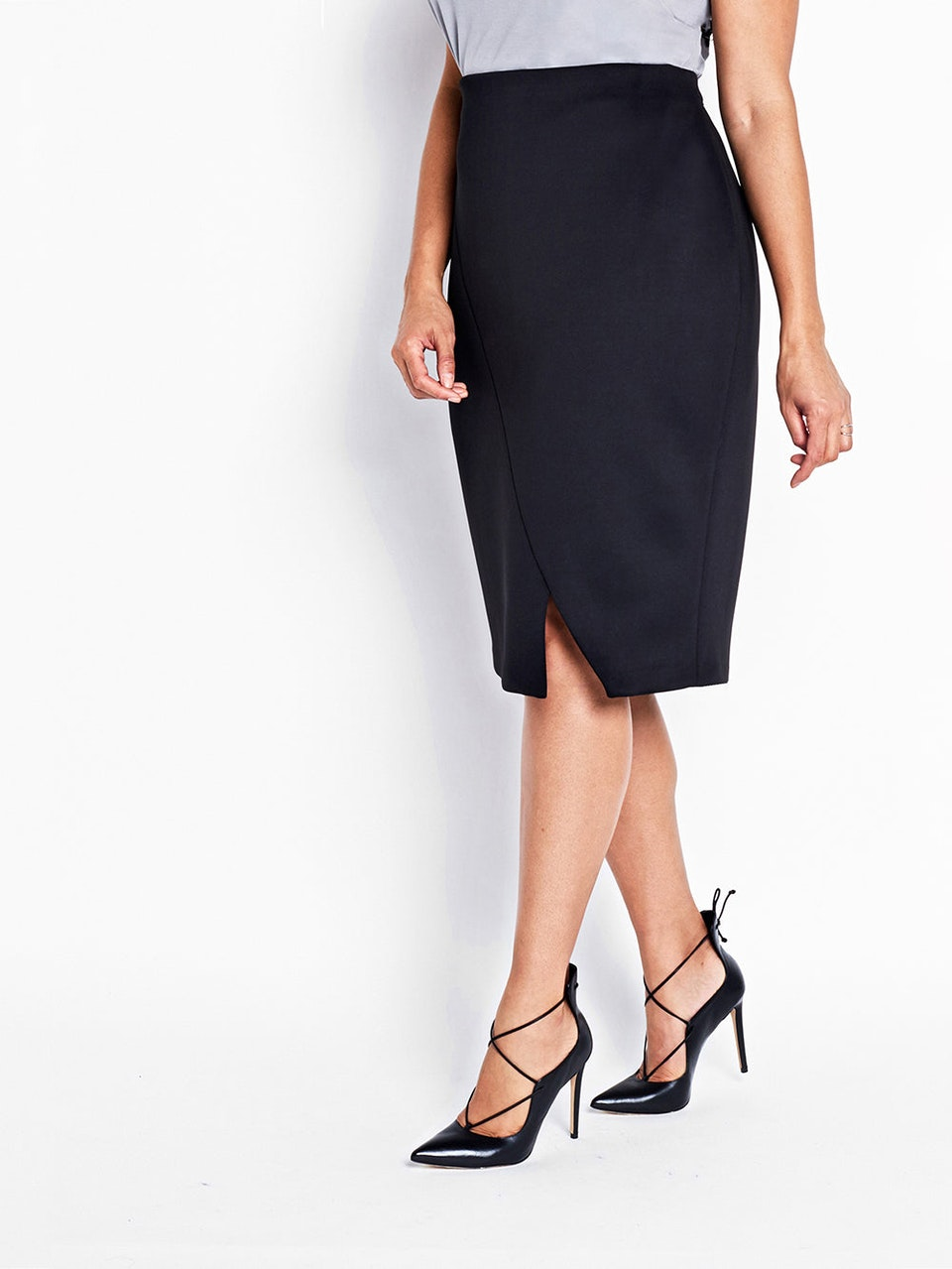 Plus Beatrice Skirt