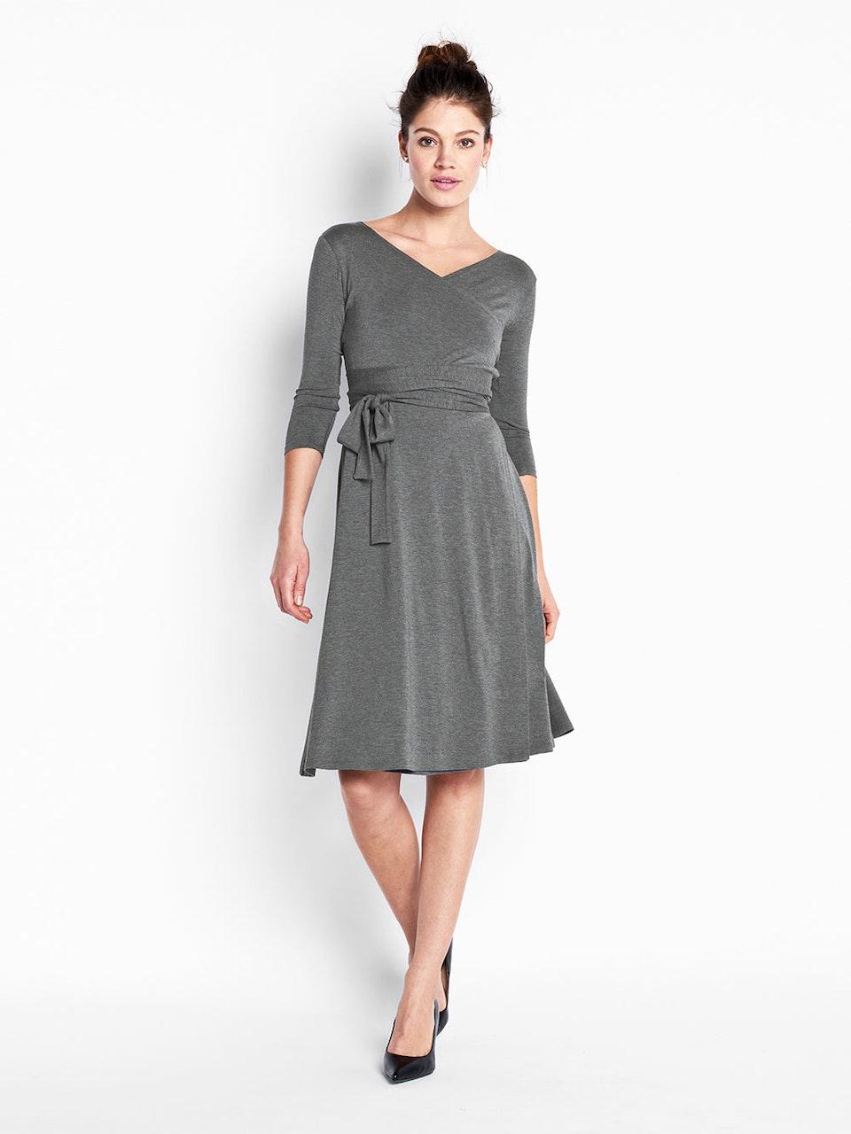 Sutton Wrap Dress
