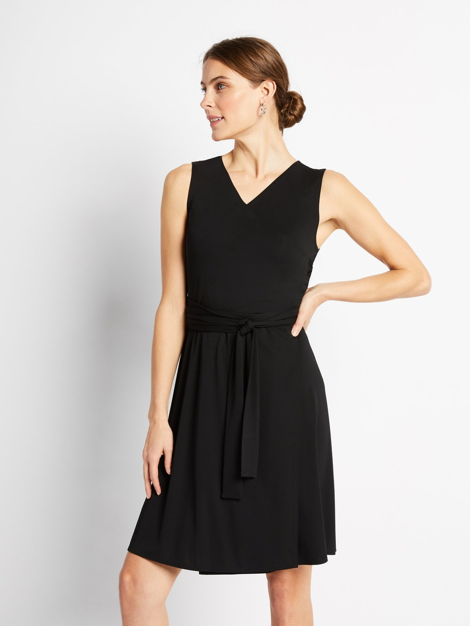 Astor Wrap Dress